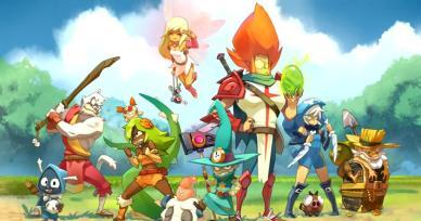 Games Like Dofus