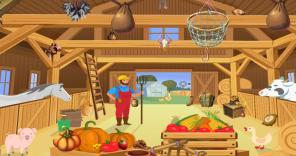 Games Like Hidden Objects - Uncle Hank's Adventures