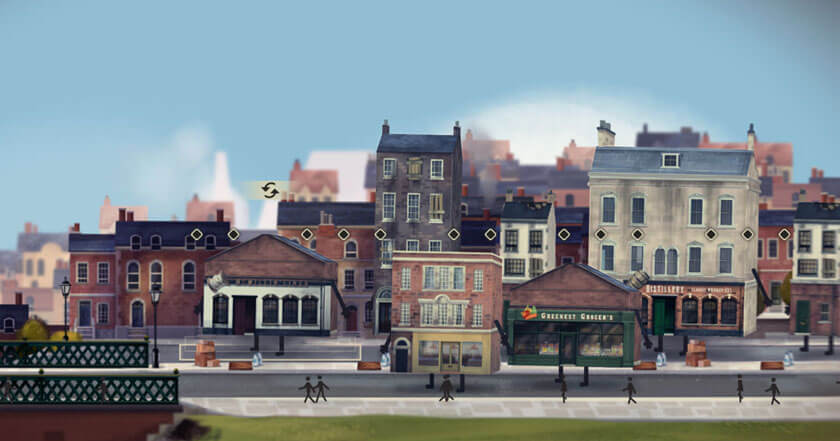 Juegos Como Buildings Have Feelings Too!