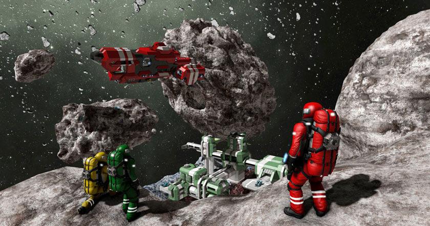 Games Like Space Engineers