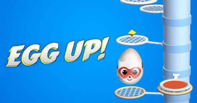 Games Like Egg up! 3D Bouncing Helix