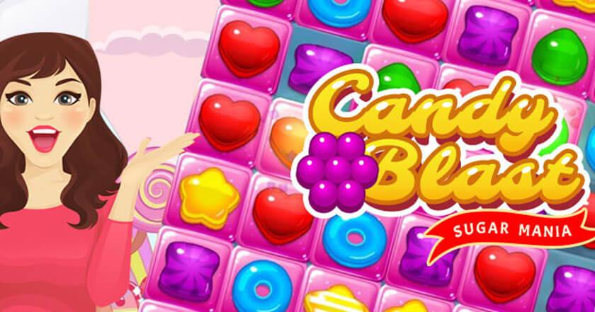 Games Like Candy Blast: Sugar Mania