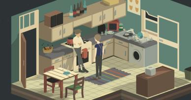 Jogos Como No Longer Home