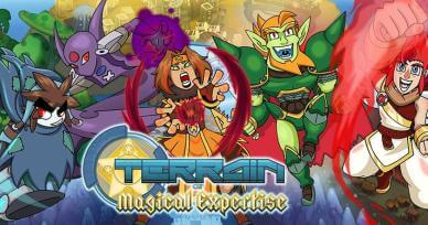 Juegos Como Terrain of Magical Expertise