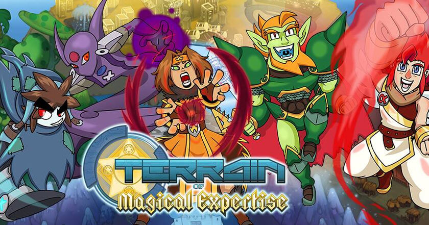 Games Like Terrain of Magical Expertise