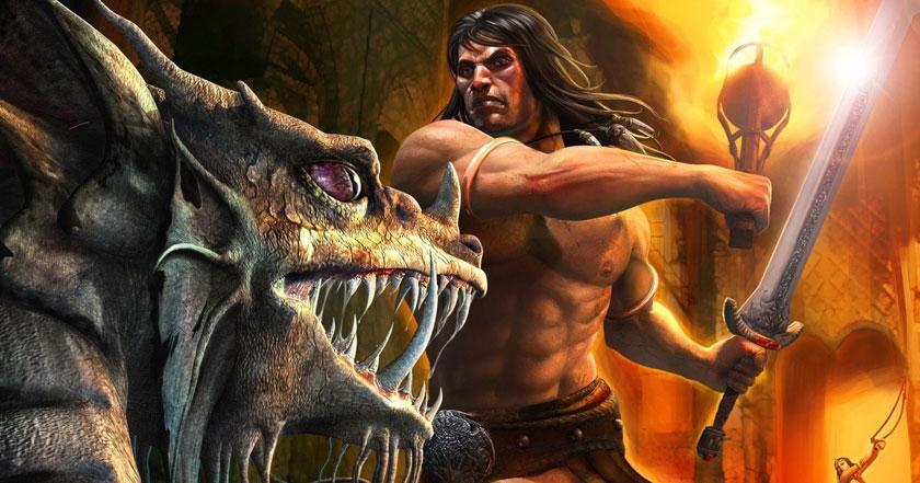 Juegos Como Age of Conan: Unchained