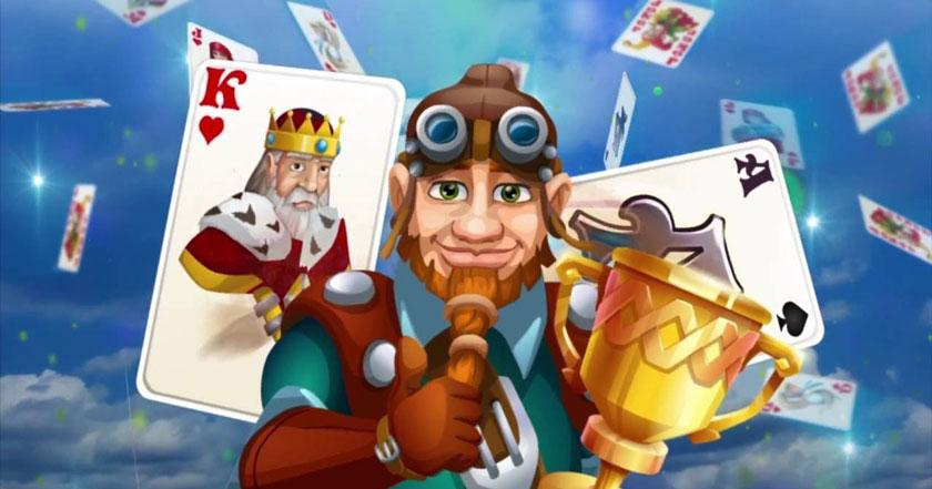 Games Like Solitaire Tales Live