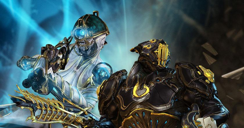 Games Like Warframe