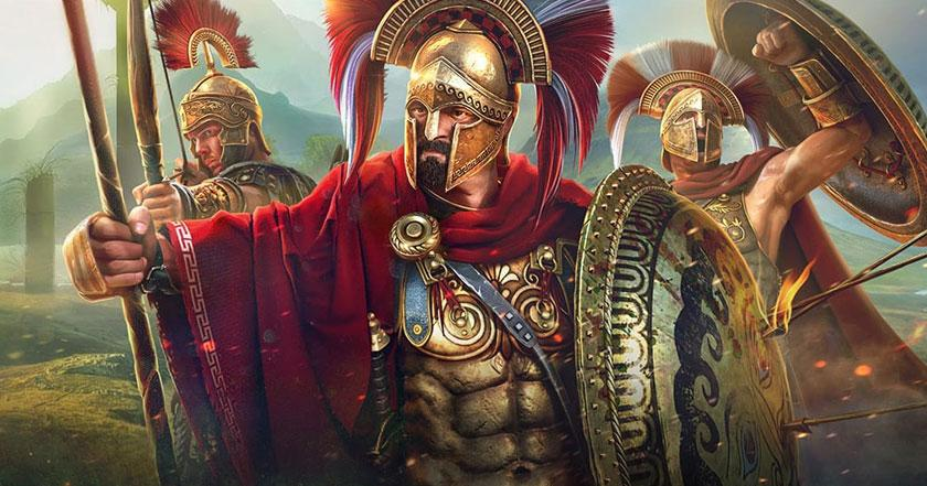 Games Like Sparta: War of Empires
