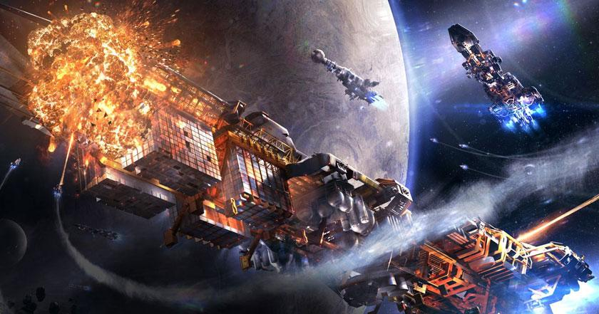 Games Like Fractured Space