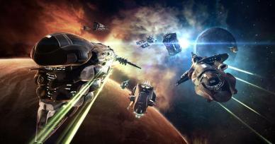 Juegos Como EVE Online