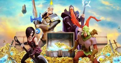 Juegos Como The Mighty Quest for Epic Loot