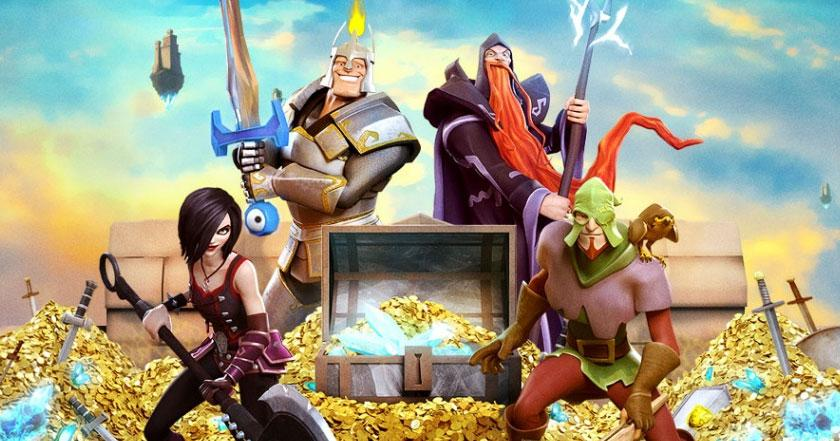 Games Like The Mighty Quest for Epic Loot