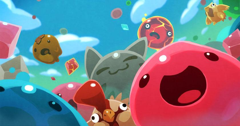 Games Like Slime Rancher