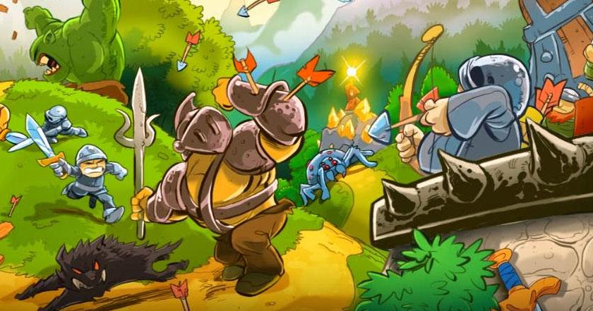 Games Like Kingdom Rush