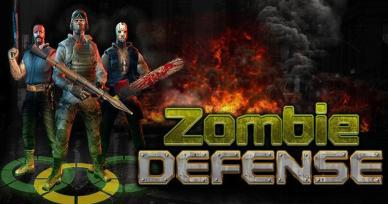 Games Like Zombie Defense