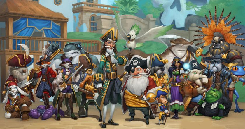 Games Like Pirate 101
