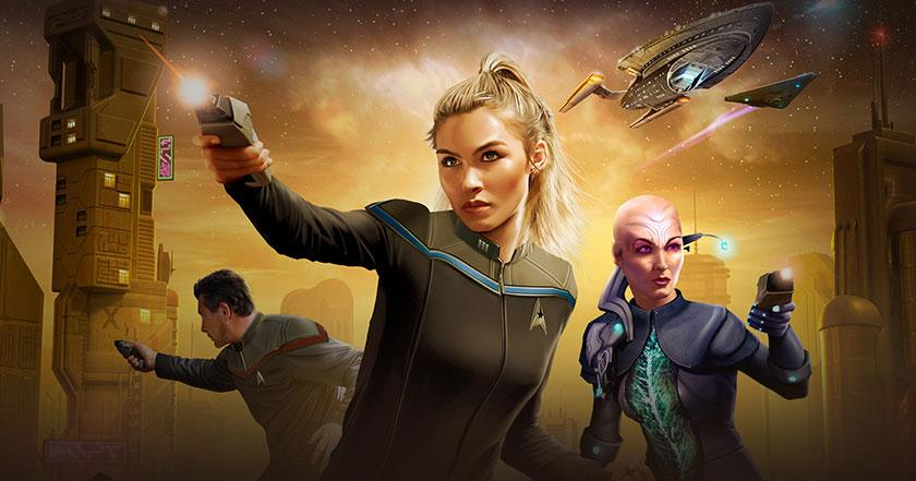 Games Like Star Trek Online