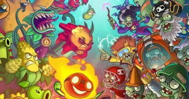 Games Like Plants vs Zombies: Heroes