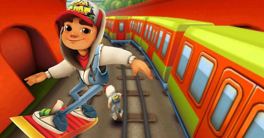 Games Like Subway Surfers