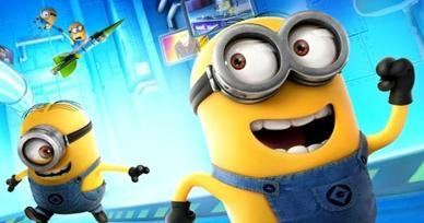 Games Like Despicable Me: Minion Rush
