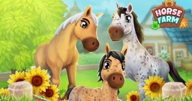 Games Like Horse Farm