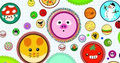 Games Like Agar.io