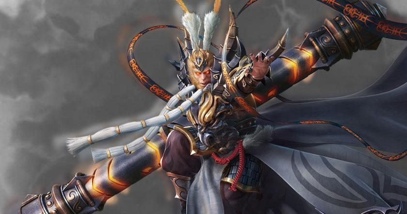 Games Like Monkey King Online