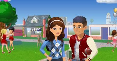 Games Like High School Story