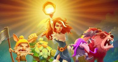 Juegos Como Legend of Solgard
