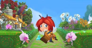 Juegos Como Blossom Blast Saga