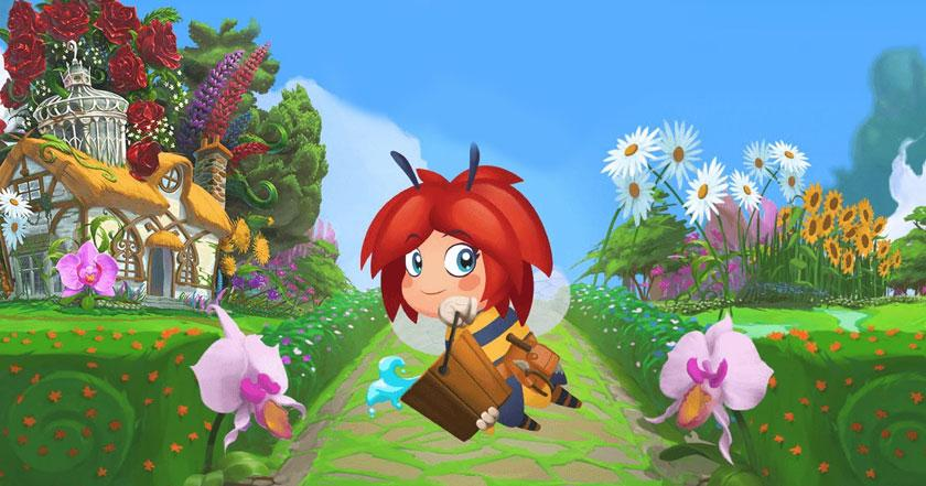 Games Like Blossom Blast Saga