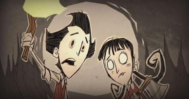 Games Like Don't Starve Together