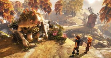 Juegos Como Brothers: A Tale of Two Sons