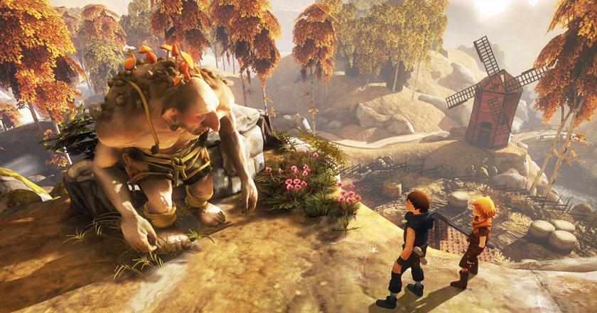 Games Like Brothers: A Tale of Two Sons