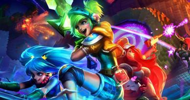 Juegos Como League of Legends