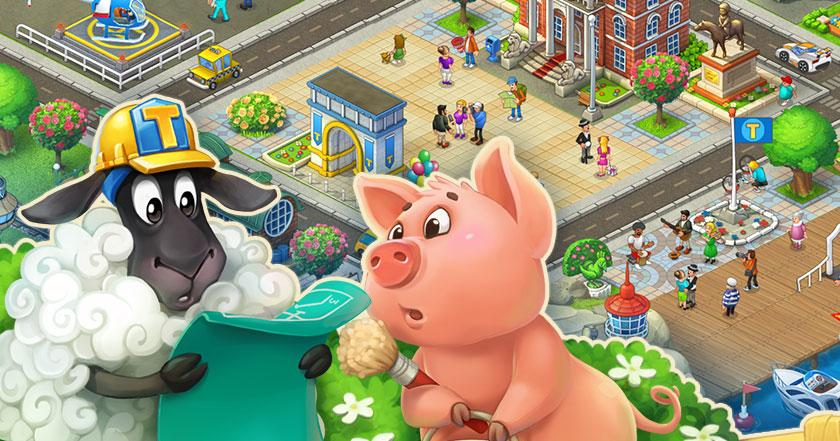 Games Like Township
