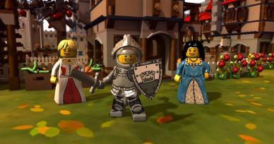 Games Like LEGO Minifigures Online