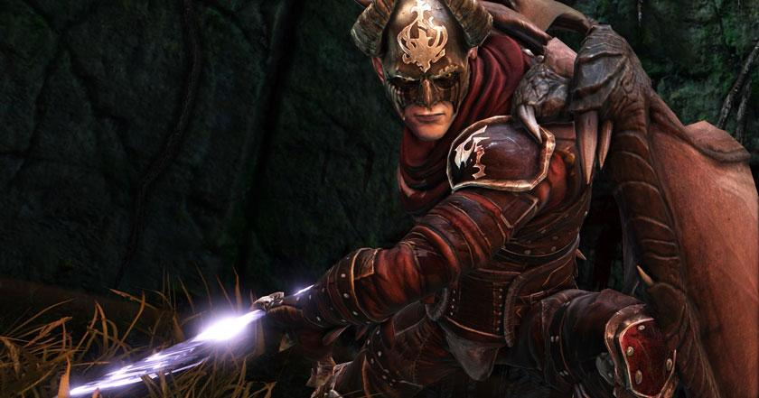 Games Like Nosgoth