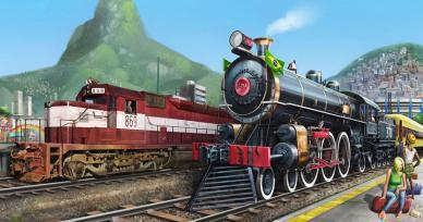 Games Like TrainStation: Game on Rails