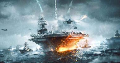 Juegos Como World of Warships