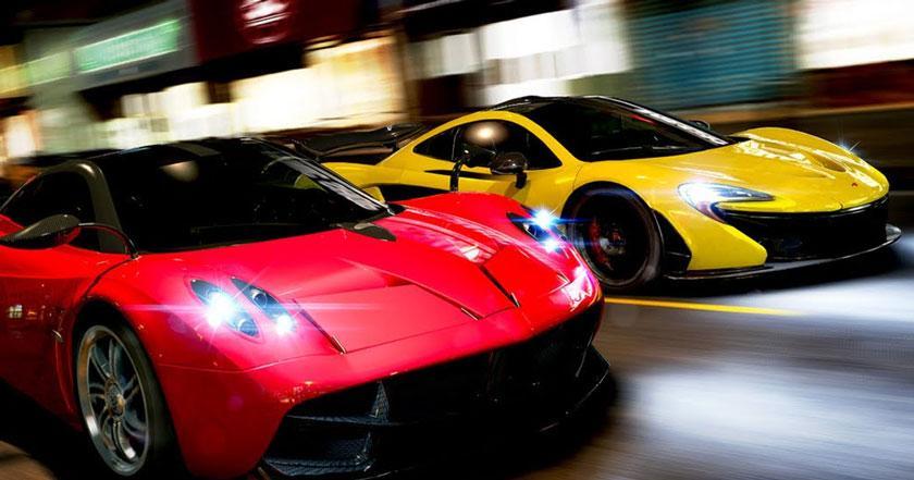 Games Like CSR Racing 2