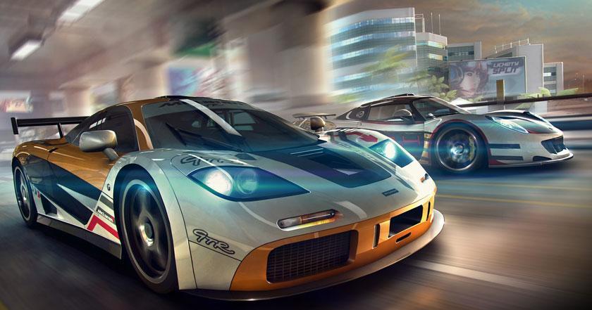 Games Like CSR Racing