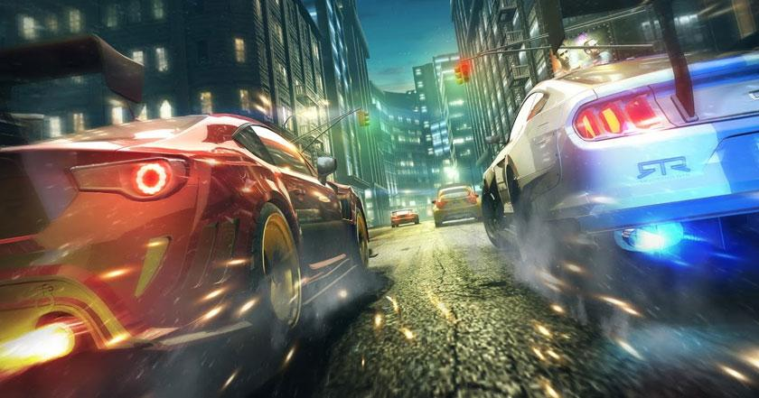 Games Like Need for Speed: No Limits
