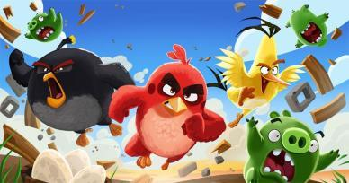 Games Like Angry Birds