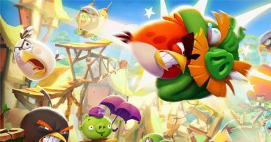 Games Like Angry Birds 2