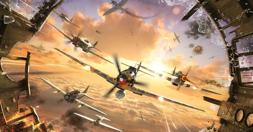 Juegos Como World of Warplanes