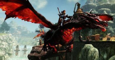 Juegos Como Dragon's Prophet