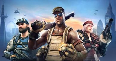 Games Like Dirty Bomb