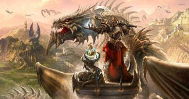 Games Like Dragon Eternity